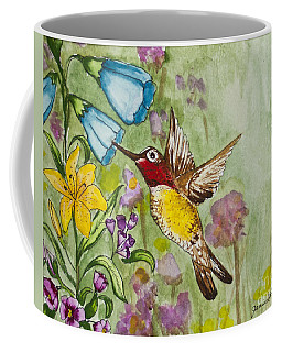 Humming Bird Coffee Mug