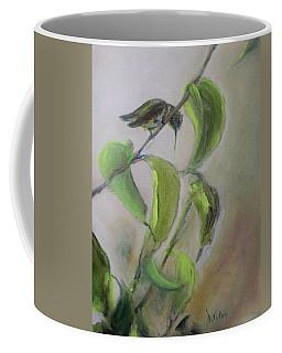 Hummingbird At Rest Coffee Mug