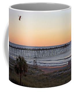 Hummingbird Sunrise Coffee Mug