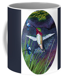 Hummingbird Two Coffee Mug