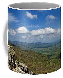Humpback Rocks View South Coffee Mug