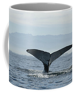 Humpback Whale Tail 3 Coffee Mug