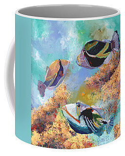 Humuhumu 3 Coffee Mug