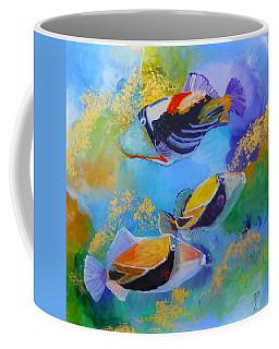Humuhumu Coffee Mug
