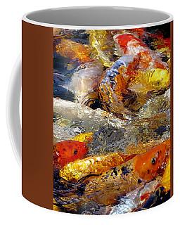 Hungry Koi Coffee Mug