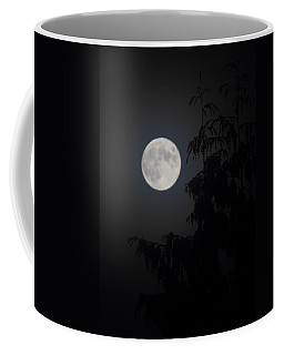 Hunters Moon Coffee Mug by Randy Hall