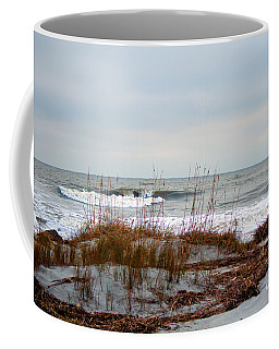 Hunting Island Beach Coffee Mug