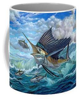 Hunting Sail Coffee Mug