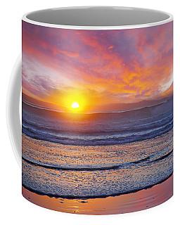 Huntington Beach Drama Coffee Mug