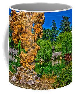 Huntington Gardens Ca Coffee Mug by Richard J Cassato