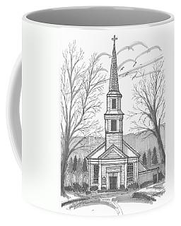 Hurley Reformed Church Coffee Mug