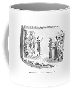 Hurrah, Everybody! The Search For The Third Witch Coffee Mug