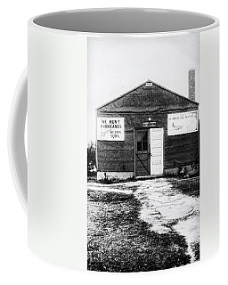 Hurricane Hunters Outbuilding In Alaska Coffee Mug