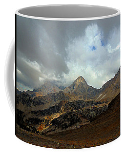 Hurricane Pass Coffee Mug
