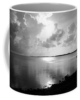 Hurry Sundown Coffee Mug by Amar Sheow