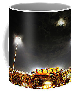 Hutto Hippo Stadium Coffee Mug by Trish Mistric