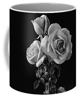 Hybrid Tea California Roses Coffee Mug