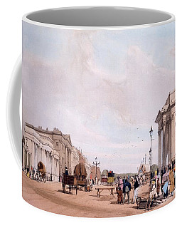 Hyde Park Corner, Looking Coffee Mug