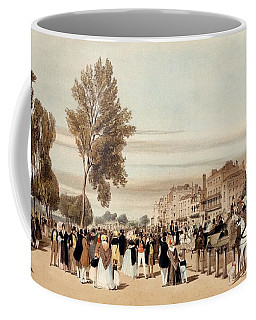 Hyde Park, Towards The Grosvenor Gate Coffee Mug