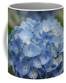 Hydrangea Solitude Coffee Mug
