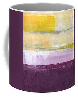 Hydrangea Two - Abstract Painting Coffee Mug