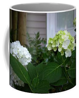 Hydrangeas IIi Coffee Mug by Beth Vincent