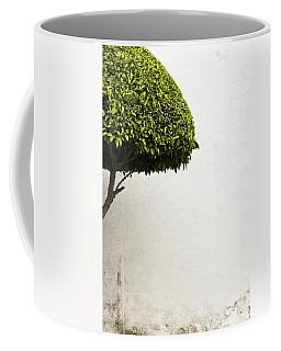 Hypnotic Tree Coffee Mug