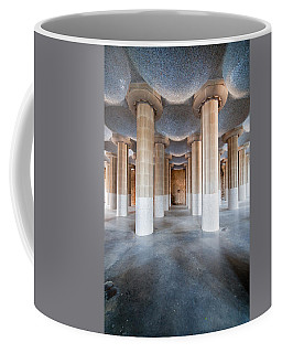 Hypostyle Room In Park Guell Coffee Mug