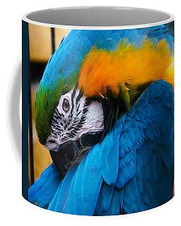 I Always Feel Like Somebody's Watching Me Coffee Mug