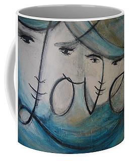 I Am Love  Coffee Mug