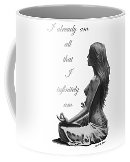 I Am Coffee Mug