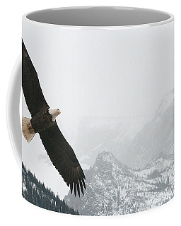 I Am The Eagle Coffee Mug
