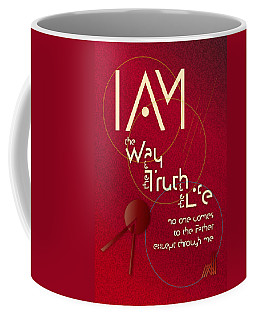I Am The Way Coffee Mug