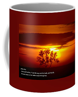 I Am The Way John 14-6 Coffee Mug