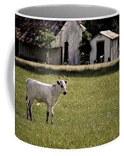 I Am Waiting Coffee Mug