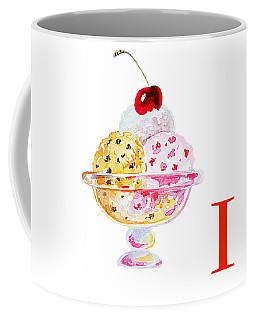 I Art Alphabet For Kids Room Coffee Mug