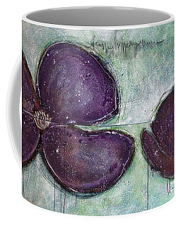 I Can See Home In Your Eyes Poppies Coffee Mug