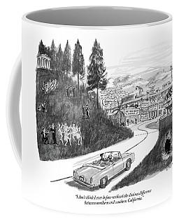I Don't Think I Ever Before-realized The Distinct Coffee Mug