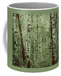 Dreams Of A Forest Coffee Mug