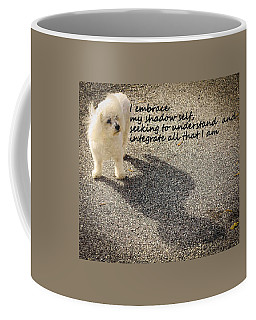 I Embrace Coffee Mug by Patrice Zinck