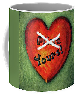 I Gave You My Heart Coffee Mug