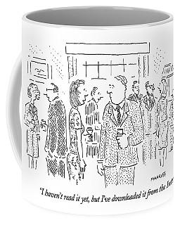 I Haven't Read It Yet Coffee Mug