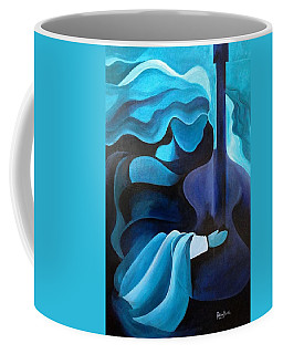 I Hear Music In The Air Coffee Mug