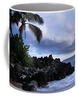 I Ke Kai Hawanawana Eia Kuu Lei Aloha - Paako Beach Maui Hawaii Coffee Mug