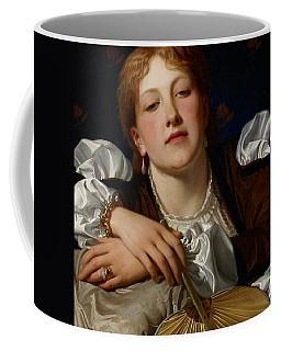I Know A Maiden Fair To See Coffee Mug