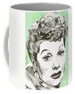 I Love Lucy Coffee Mug
