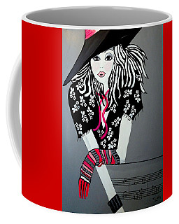 I Love Rock And Roll Coffee Mug