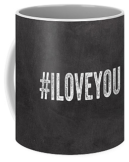I Love You - Greeting Card Coffee Mug
