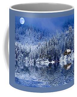 I Loved You In Winter Coffee Mug