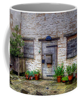 Coffee Mug featuring the photograph I Miss Home by Doc Braham